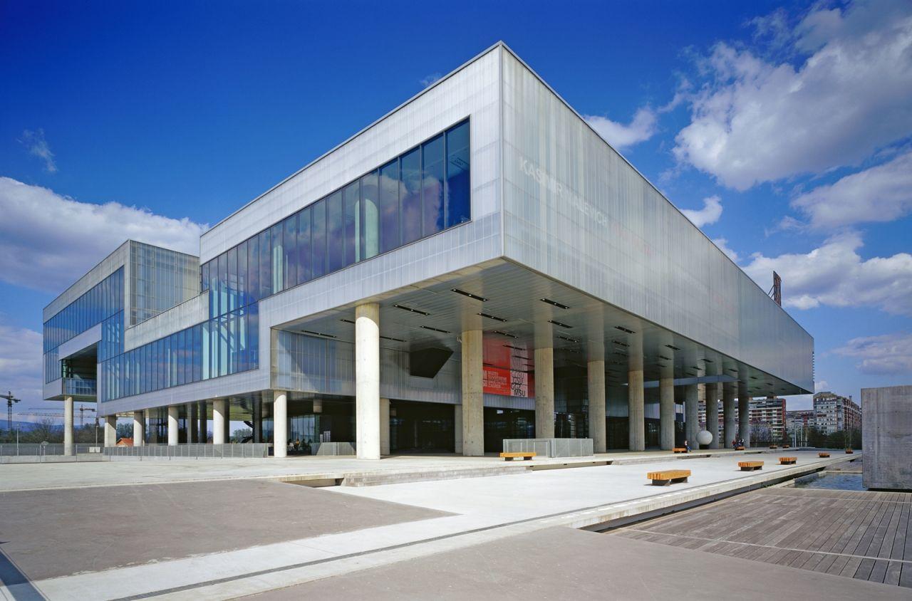 Muzej suvremene umjetnosti pretrpio oštećenja uslijed potresa