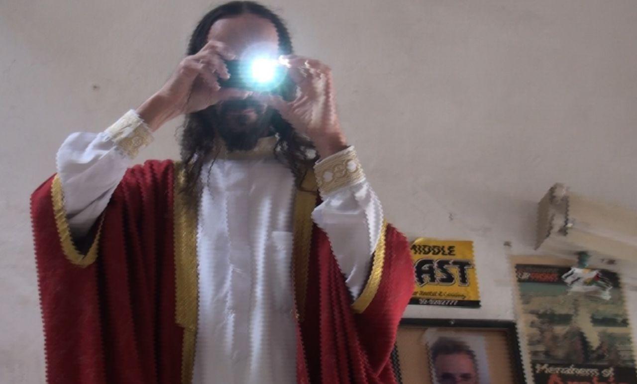 Projekcija filma 'Looking for Jesus' i razgovor s umjetnicom u MSU