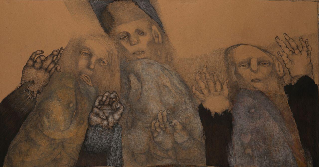 Izložba 'Nakaze i šaputanja' u Zbirci Vjenceslava Richtera i Nade Kareš RIchter